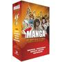 Série Mangá Box 5 Livros Frete Grátis