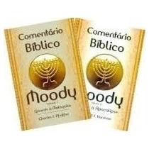 Comentário Bíblico Moody - Volume 1 E 2