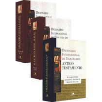 Kit Dicionário Internacional Do Antigo E Novo Test Frete Grá