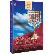 Comentário Bíblico Epístola Aos Hebreus