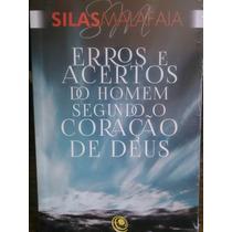 Livro Erros E Acertos Do Homem Segundo O Coração De Deus