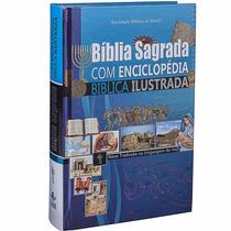 Bíblia Com Enciclopédia Ilustrada Linguagem De Hoje Ntlh