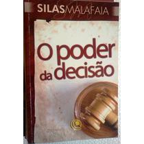 Silas Malafaia O Poder Da Decisao Editora Central Gospel