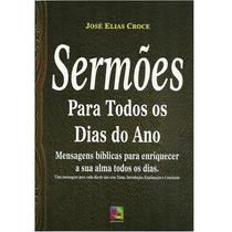 O Livro Da Sabedoria - José Elias Croce - Sermões - Esboços