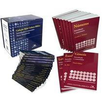 Coleção Introdução Comentário Antigo E Novo Testamento Série