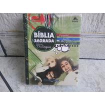 Bíblia Nvi Trilingue - Inglês / Português / Espanhol - Broch