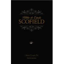 Bíblia De Estudo Scofield Acf + Genebra Vinho