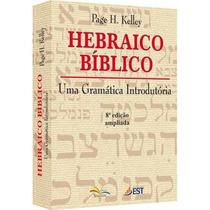 Hebraico Bíblico - Uma Gramática Introdutória - Page