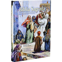 Bíblia Sagrada - Histórias Ilustradas - Sbb