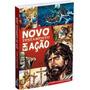 Novo Testamento Em Ação - Bíblia Em Quadrinhos