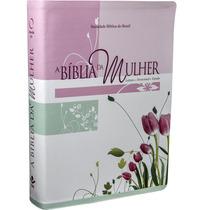 A Bíblia Da Mulher ¿ Leitura, Devocional, Estudo Grande