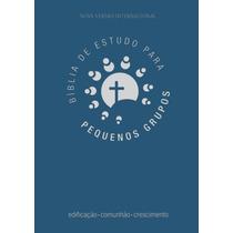 Bíblia De Estudo Para Pequenos Grupos - Luxo