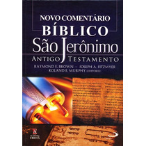Novo Comentario Biblico Sao Jeronimo Do Antigo Testamento