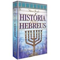 História Dos Hebreus Flávio Josefo Frete Gratis