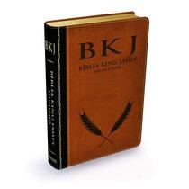 Biblia De Estudo King James Atualizada Letra Grande