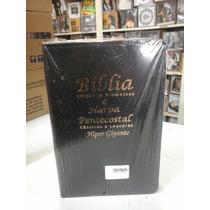 Bíblia Hiper Gigante Com Harpa Cristã Luxo E Zíper 39,90cada