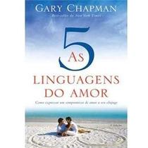 Livro As 5 Linguagens Do Amor - 3º Edição - Sucesso De Venda