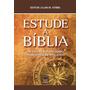 Estude A Bíblia Um Guia De Estudo Diário Para Aprender