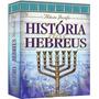 Livro História Dos Hebreus Obra Completa Flávio Josefo