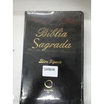Bíblia Ra Revista E Atualizada Letra Gigante Preta Com Indic