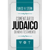 Comentário Judaico Do Novo Testamento - David H. Stern *