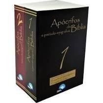 Box Apócrifos Da Bíblia E Pseudo Vol. 1 E 2 Frete Grátis #1