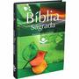 Kit 10 Bíblias Sagrada Almeida Revista E Atualizada Cap Dura