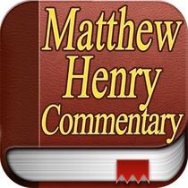 Comentário Bíblico Matthew Henry Condensado Pdf (2195 Pag)