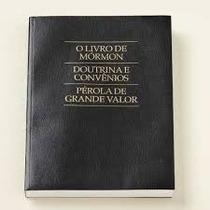 Livro Do Mórmom ( Triplice Outro Testamento De Jesus)