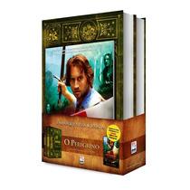 Kit O Peregrino 1 E 2 + Dvd Filme * Frete Grátis