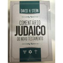 Livro Comentário Judaico Do Novo Testamento