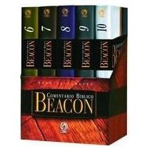 Comentario Biblico Beacon Novo Testamento (5 Volumes Em Capa