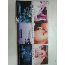 Livro Uma Herança De Amor 3 Volumes