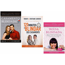 Kit Livros Casamento Blindado 120 Minutos E Bolsa Blindada !