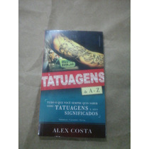 Livro Tatuagens De A-z Pequeno Bolso