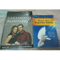 Livro Casamento Blindado + Bom Dia Espírito Santo