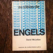Livro As Idéias De Engels David Mclellan