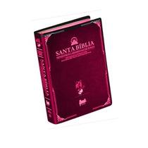 Santa Bíblia Di Nelson Ilustrações Mapas Coloridos Cor Rosa
