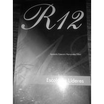 Livro R12 Escola De Líderes Do Apóstolo Estevam Hernandes Fi