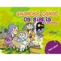 Kit Com 6 Livros Grandes Cenas Da Bíblia - Nt - P/ Colorir