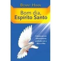 Livro Bom Dia Espirito Santo
