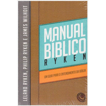 Livro: Manual Bíblico Ryken / Editora Central Gospel