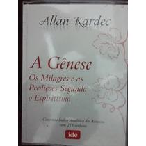 Livro A Genese Allan Kardec Principios Da Doutrina Espírita