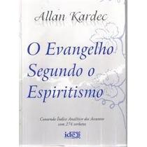 Livro Evangelho Segundo O Espiritismo