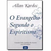 Livro - O Livro - Evangelho Segundo O Espiritismo - Novo