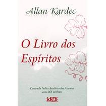 O Livro Dos Espíritos (bolso) - Capa Plástica - Allan Kardec