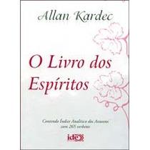 Livro Dos Espíritos - Normal - Capa Plastica - Editora Ide