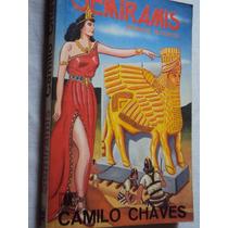 Semíramis (romance Histórico) (sebo Amigo)
