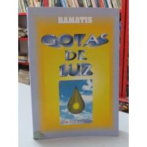 Livro- Ramatis - Gotas De Luz - Frete Gratis
