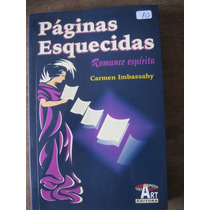 Livro: Páginas Esquecidas De Carmen Imbassahy